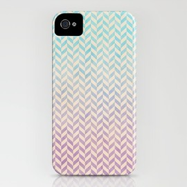 Society6 - French Braids  iPhone Case