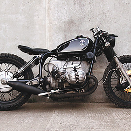 Relic Motorcycles - '77 BMW R100S