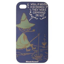Moomin Characters - iPhone4ケース(スナフキン)