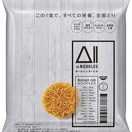 NISSIN - All-in NOODLES