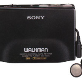 sony - walkman WM703c