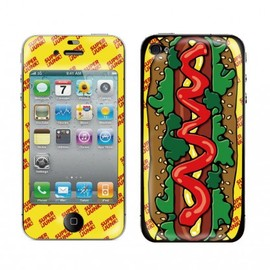 ALLRAID (オールレイド), Gizmobies - SUPER JUNK HOTDOG【iPhone4/4S専用Gizmobies】