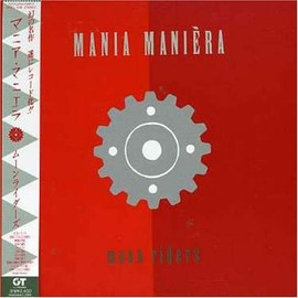 moonriders - MANIA MANIERA