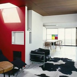 Le Corbusier - Apartment Interior