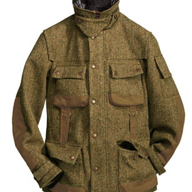 Barbour  Beacon Heritage - TOKITO Scott Bracken Jacket