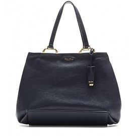 miu miu - Leather shopper