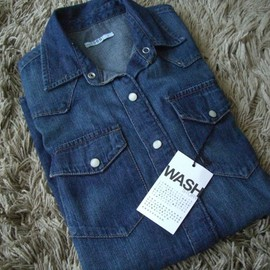 GAP - DENIM SHIRTS
