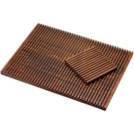 conran shop - GRID PLACEMAT SHEESHAM