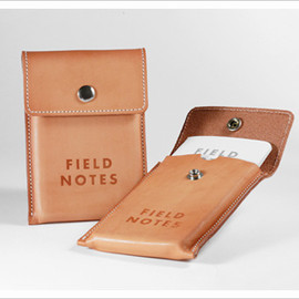 "Field Notes - ""Pony Express"" Leather Pouch"