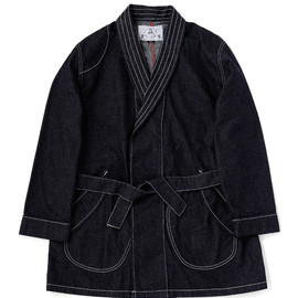 bal - DENIM ROBE