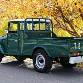TOYOTA - Land Cruiser FJ45 Long Bed
