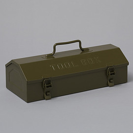 STUSSY Livin' GENERAL STORE - GS Steel Tool Box