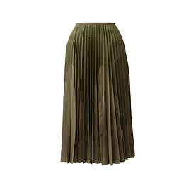 beautiful people - pe. taffta star pleats skirt