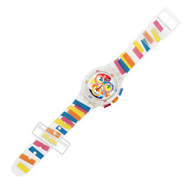 Swatch - Swatch Summer-Curves SUIW401 - 2009 Spring Summer Collection