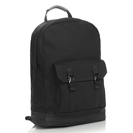 Conran - C6 POCKET BACKPACK BLACK C1316