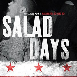 Scott Crawford - Salad Days: A Decade Of Punk In Washington, DC (1980-90) [Blu-ray]