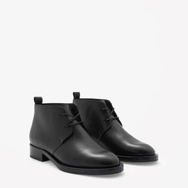 COS - Leather desert boot