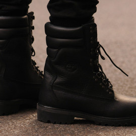 Timberland - 40 Below Super Boot - Black