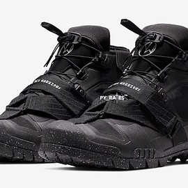NIKE, UNDERCOVER - SFB Mountain Boot - Black/Sail/Black