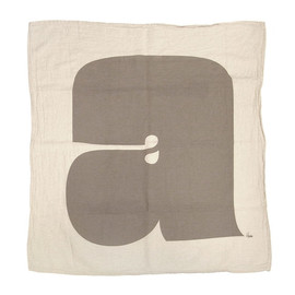 Found MUJI - House Industries - Flour Sack Towels 多用布