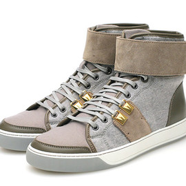 Lanvin - Lanvin High Top Trainer