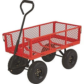 IRONTON - Ironton Steel Cart