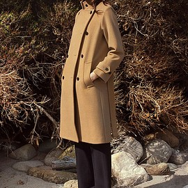 Vince - Vince Wool and cashmere-blend trench coat