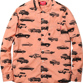 Supreme - Cars Shirt
