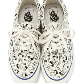 BEAUTY&YOUTH UNITED ARROWS - VANS ERA SNOOPY スニーカー