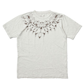 WHITE MOUNTAINEERING - YORK EMBROIDERED PRINT T-SHIRT
