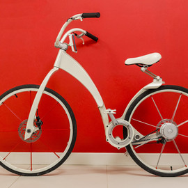 GI Bike - GI Bike / folding city ebike