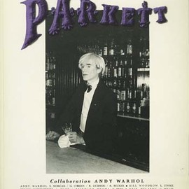 Parkett - No.12 / Collaboration ANDY WARHOL