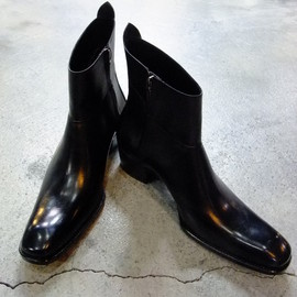 GalaabenD - LIMITED HEEL BOOTS
