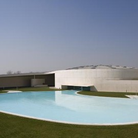 Alvaro Siza Architect - Sport Center, Liobregat, Spain