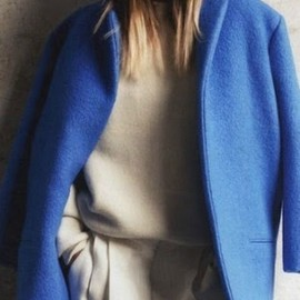 Style - blue
