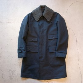 KAPTAIN SUNSHINE - 40′s US NAVY NAVAL OFFICER COAT