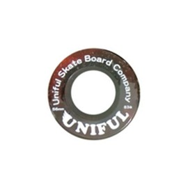UNIFUL - SOFT WHEEL (56mm) (83A) RED CLEAR