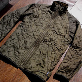 Barbour - POLAR QUILT SHORT JKT