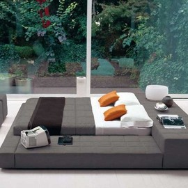 Design Group NY - Minneapolis Modern Platform Bed