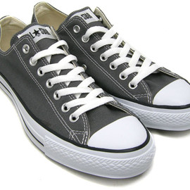Converse - Canvas All Star OX : Charcoal