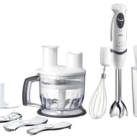 Braun - Hand Blender Multi Quick Professional MR5550MFP