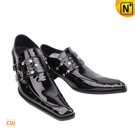 CWMALLS - Mens Italian Leather Dress Shoes CW701107