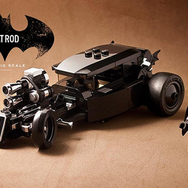 LEGO DIY Bat Rod by Michael Choy