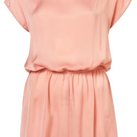 TOPSHOP - Blush Lace Trim Teddy