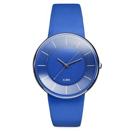 ALESSI - Luna Watch (Cobalt Blue) by Alessandro Mendini