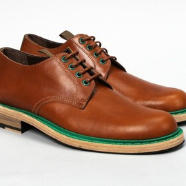 Acne - Bleeker H Bone Derby