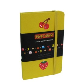 Moleskine - Limited Edition: Pac-Man Yellow Plain Pocket