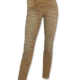 Current Elliott - Ancle skinny leopard