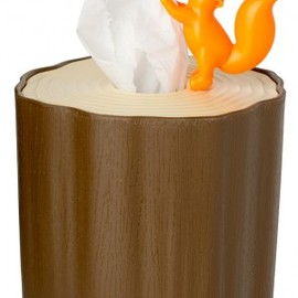 QUALY - SQUIRREL TOILET PAPER HOLDER