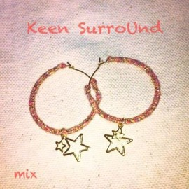 Keen SurroUnd - itomakiピアス